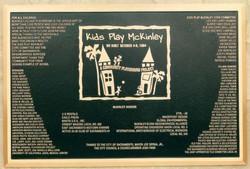 Contributor Recognition Plaque