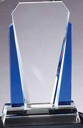 crystal awards, glass awards