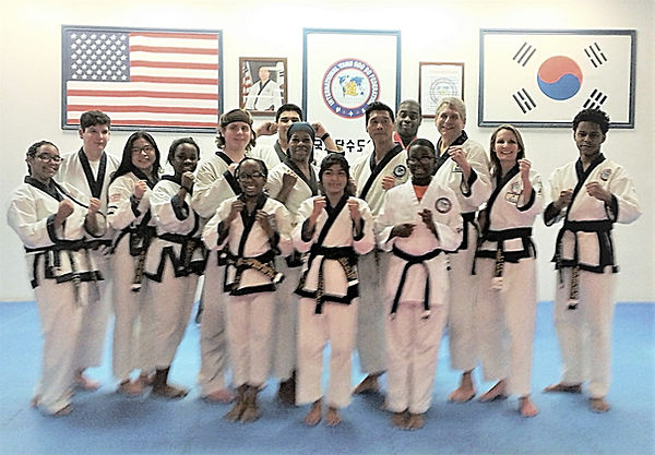 February 22, 2018 Black Belt Pre-Test