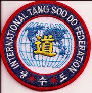 International Tang Soo Do Federation Gup Patch