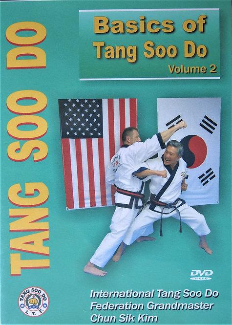 Basics of Tang Soo Do - Volume 2