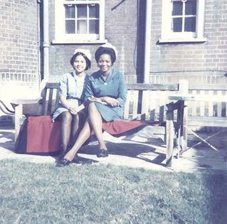 NHS Nurses at Claybury Nursing School