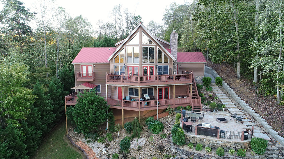real estate aerial photography chattanooga