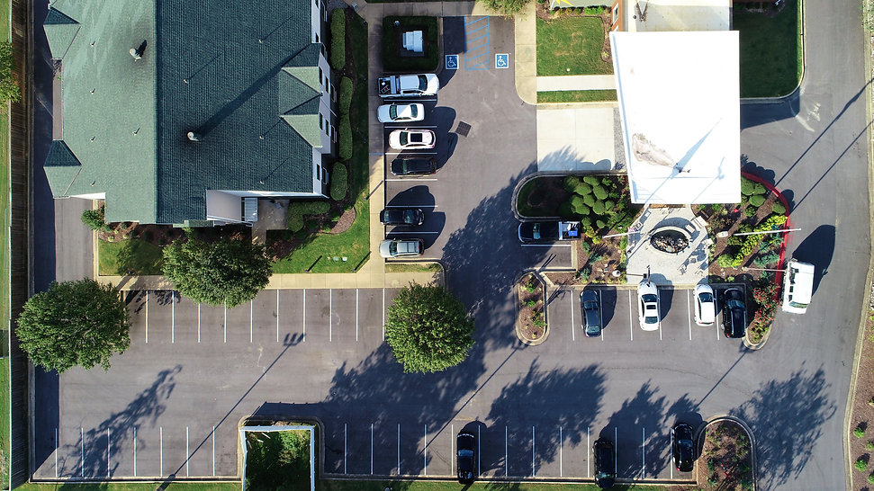 aerial photography real estate chattanooga