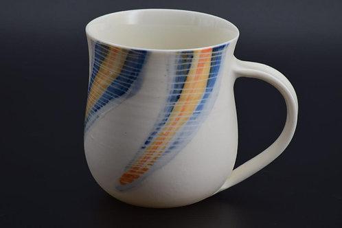 Mug (streaks)