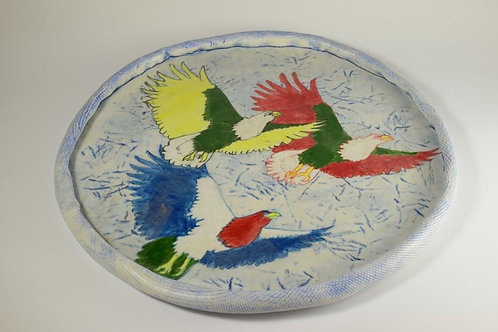 Large Plate 13