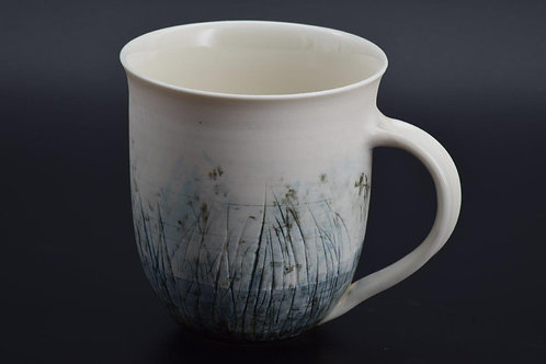 Mug - grasses