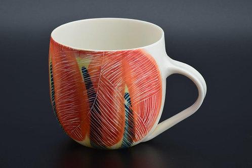 Mug (feathers)
