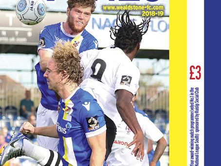 Preview - Sutton United - 20 Oct - KO15:00