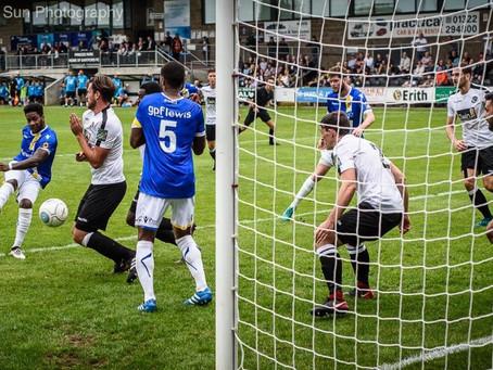 Report: Dartford 0 - 3 Wealdstone