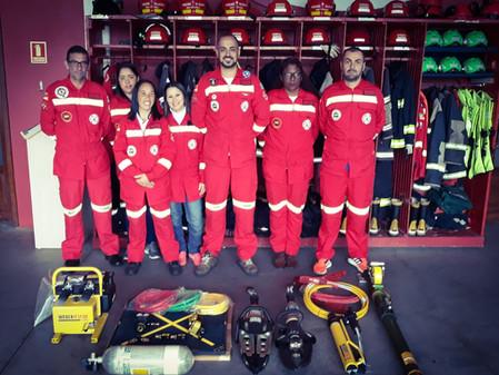 Bombeiros Voluntários de Butiá adquirem equipamento para salvamento e resgate veicular