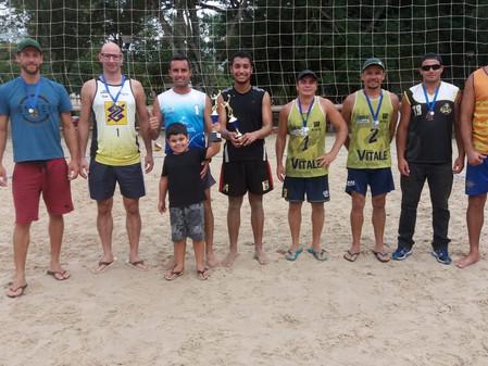 Minas do Leão sedia IIª etapa do Circuito Carbopetroquímico de Vôlei de Praia