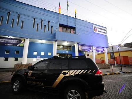 Operação Camilo da PF investiga desvio de 15 milhões da Saúde