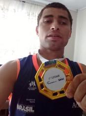 Paraatleta Marcelo Silveira é líder do ranking Sesc Corridas na categoria Especial