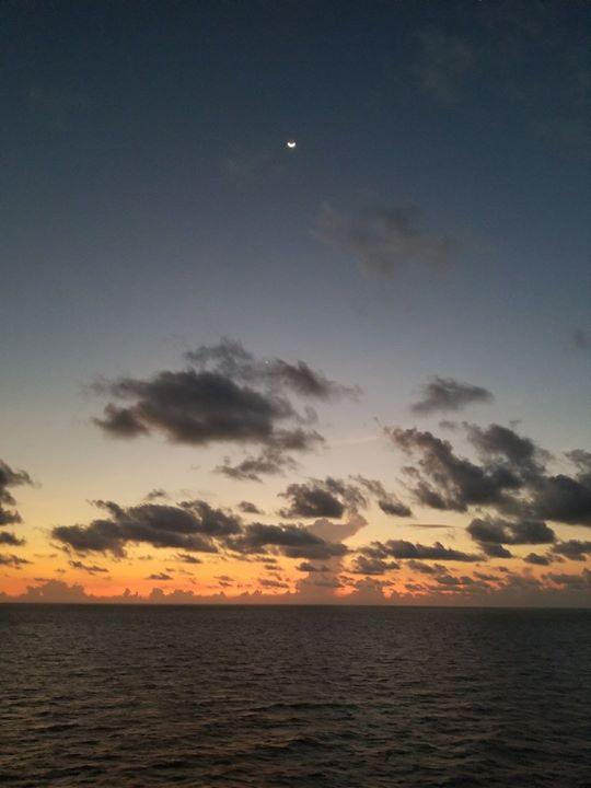 Beautiful Sunrise - Cruise