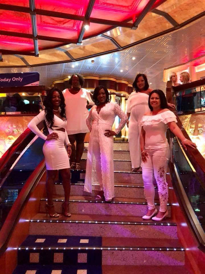 LaTasha's Cruise Photo