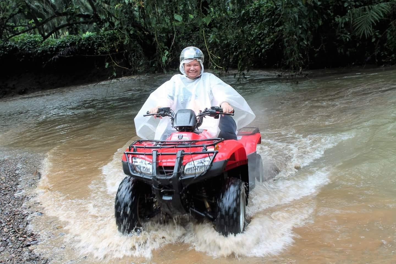 ATV FUN Costa Rica Rainforest