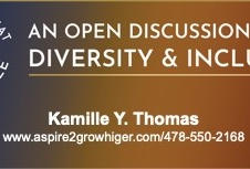A Seat At The Table Diversity and Inclusion Trainer