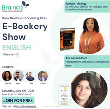 Guest Reviewer at E-Bookery English