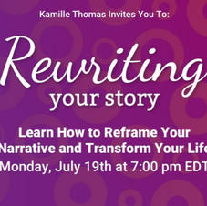 Rewriting Your Story Webinar