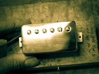 Masterwound 'The Last Word' humbucker