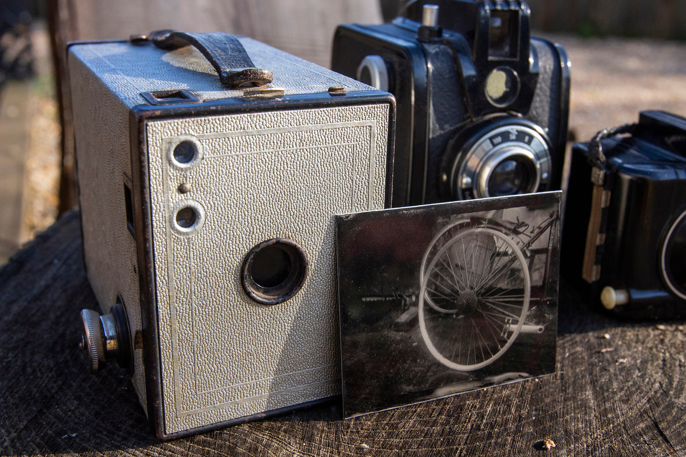 2 day Workshop on Wet Plate Collodian
