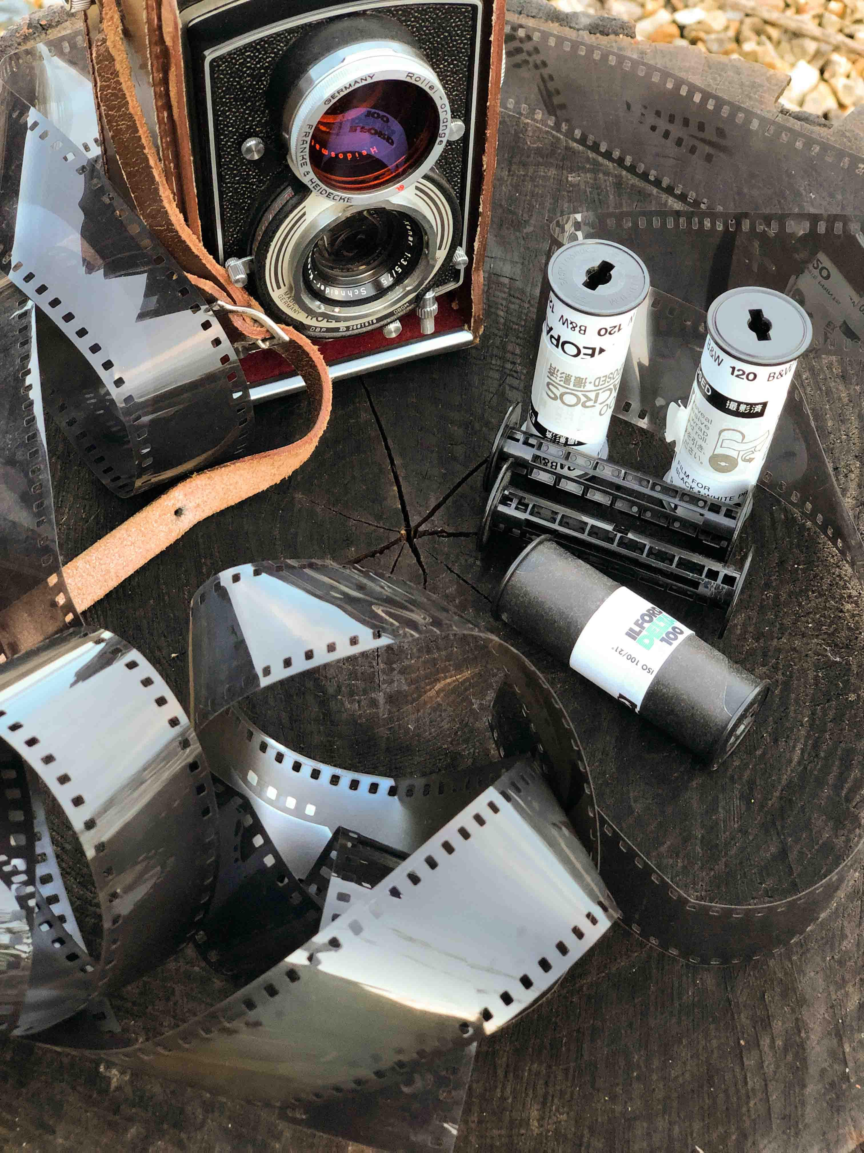 Silver Gelatine Film & Print Processing
