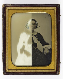 Ambrotype / Wet Collodian Positive