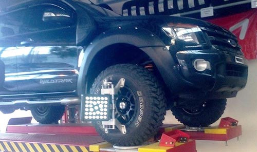 Automotive Maintenance, Camber Correction