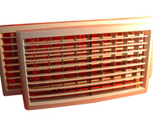 Koppel - Supply Grille Assy Small and Big