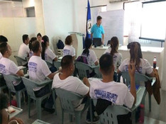 CSTCI TRAINING ROOM 12th Ave. Cubao, QC (PLTC AND RTC TRAINING)