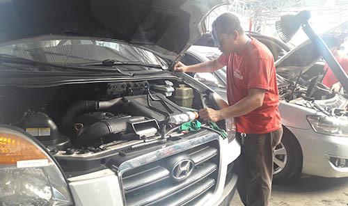 Automobile Maintenance, Underchassis Repair