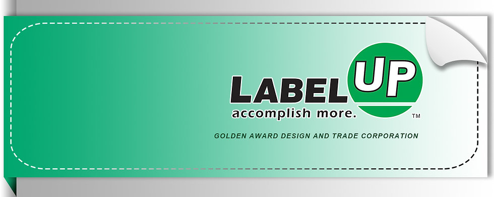labelling and printing services in Quezon City