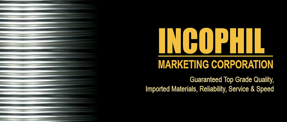 Steel Products and Fabrication, Incophil Marketing Corporation