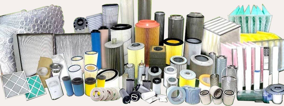 Types of Air Filter Solution