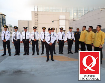 Commander Security Services in Quezon City