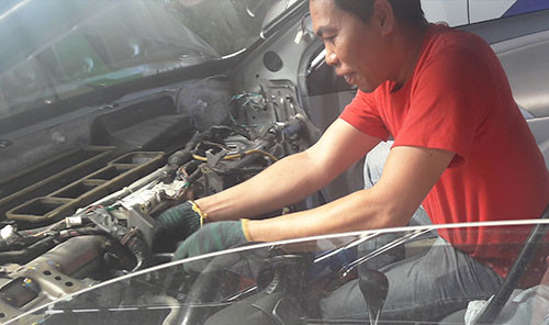 Auto Airconditioning, Engine Overhauling