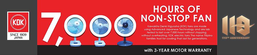 KDK Electric Fans in Quezon City - Kipcol International Corporation