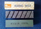 Rubbing Bricks