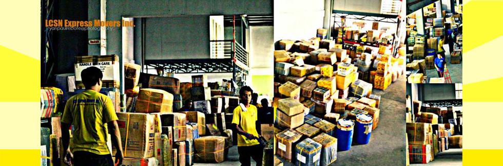 Freight Forwarder in Las Pinas, Metro Manila - LCSN Express Movers, Inc.