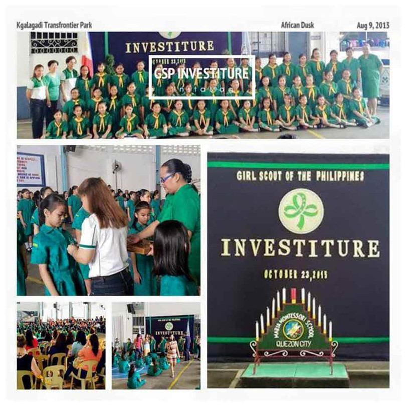 GSP Investiture