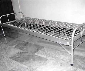 Single Bed Folding Legs