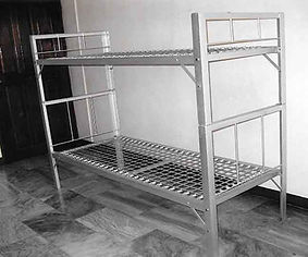 Adjustable Double Deck Bed