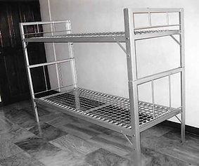 Adjustable Double Deck Bed
