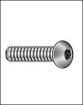 Allen Button Capscrew