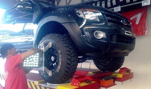 Automotive Maintenance, Underchassis Repair