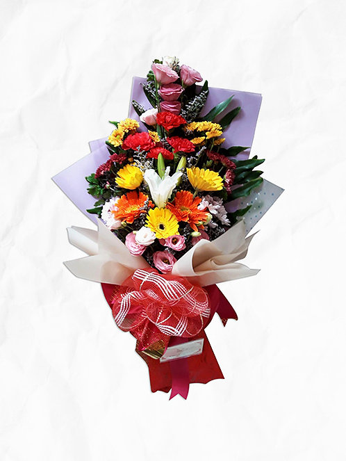 Bouquets F