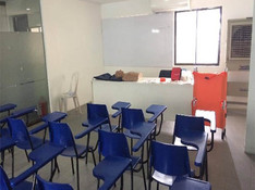 FIRST AID AND EMERGENCY TRAINING ROOM  (First Aid Kits, Spine Board and Manikins)