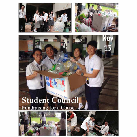 Student Council Projects