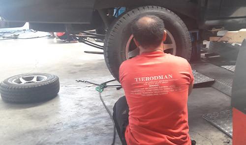Camber Correction, Car Maintenance